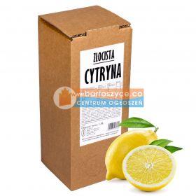 Sok Cytrynowy 100% 1,5l  dla zdrowia bez cukru NFC